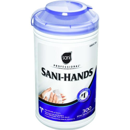 SANI-PROFESSIONAL SaniHands Wipes