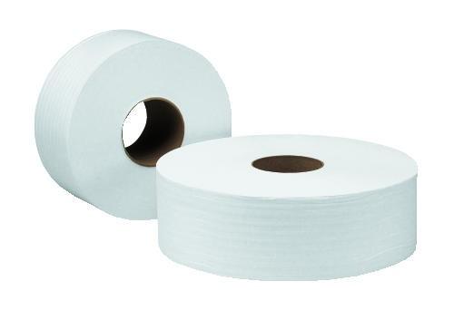 SCOTT� Jr. Jumbo Roll Bathroom Tissue, 3.55 W, 1-Ply, White