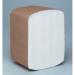 SCOTT Full-Fold Dispenser Napkins, 1-Ply, 12 x 17, White,250/Pack