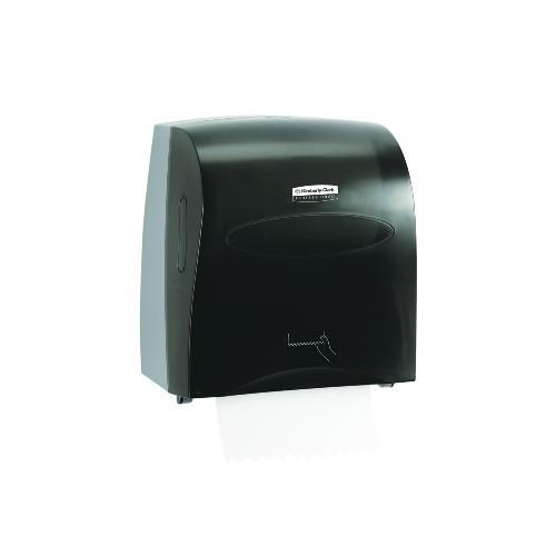 SCOTT SLIMROLL Hand Towel System, 12 x 7 x 12 1/2, Smoke/Gray