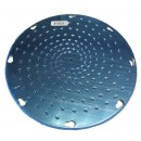 "Johnson-Rose 6107 Stainless Steel Shredding Disc, 3/32"", for #6100, for Potatoes"