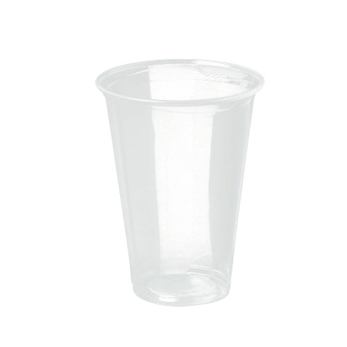 SOLO 18OZ Clear Plastic Cup Polyprop Reveal