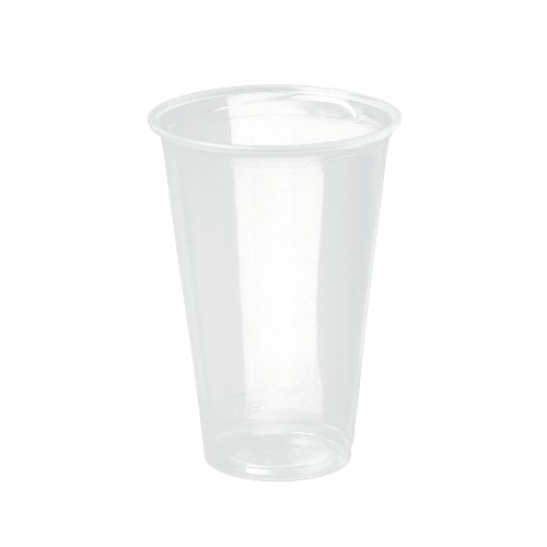 SOLO 20OZ Clear Plastic Cup Polyprop Reveal