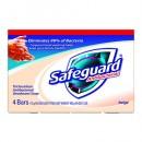 Safeguard Bath Soap, 4 Oz Bar,