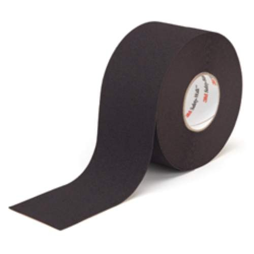 Safety Walk General-Purpose Slip Resistant Tread Rolls, Black, 1