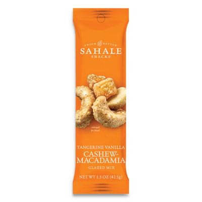 Sahale Snacks Glazed Mix, Tangerine Vanilla, 1.5 oz. 18/Carton