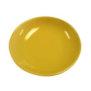 Salad Pasta Bowl Yellow 48oz.,10 1/2
