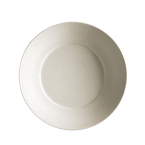 "CAC China R-SP21 Round Salad Plate 11 1/2"" x 2"""