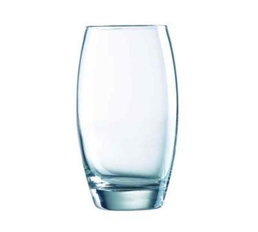 Salto Thick 11-3/4 Oz. Hi Ball Glass - 4-3/4