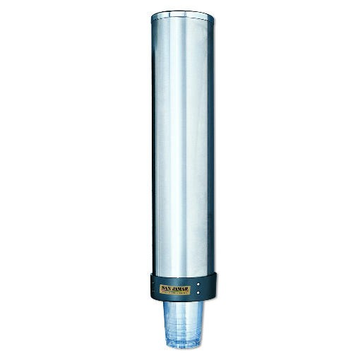 San Jamar Water Cup Dispenser holds 12-24Oz Cups (Box of 1)