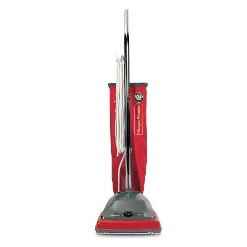 Sanitaire, 7.0 Amp, Upright Vacuum with High Filtration Bag