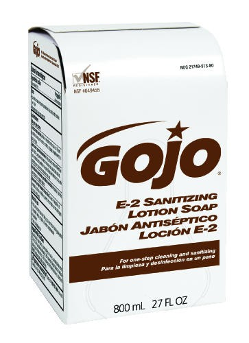Sanitizing Lotion Soap for Food Industry, 800 ml
