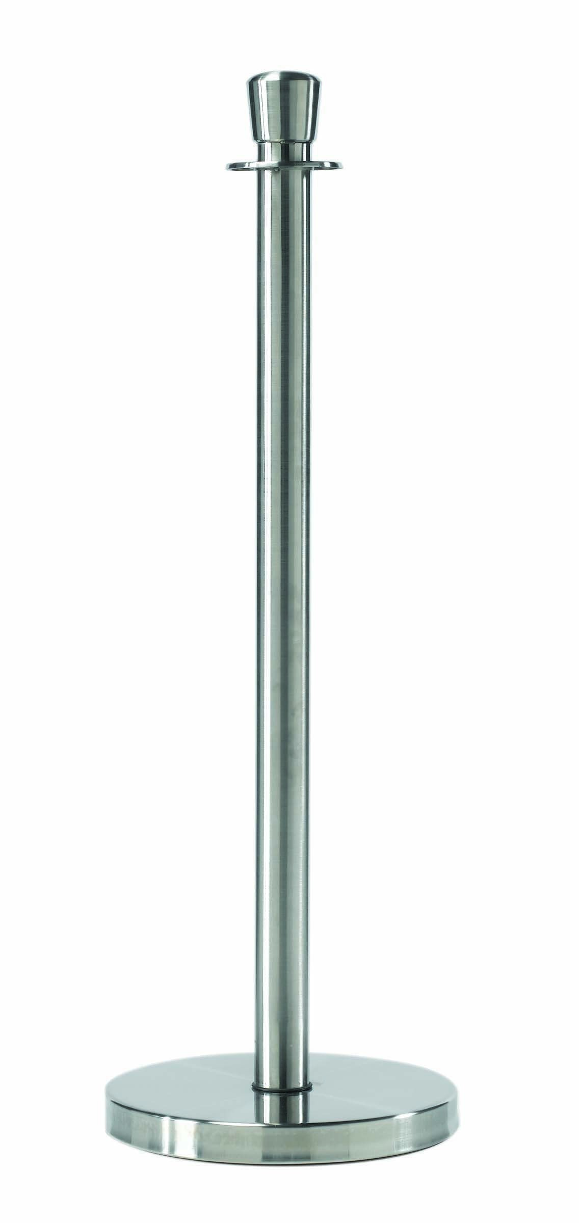 Aarco Products LS-7 Form-A-Line Traditional Rope Style Post, Satin