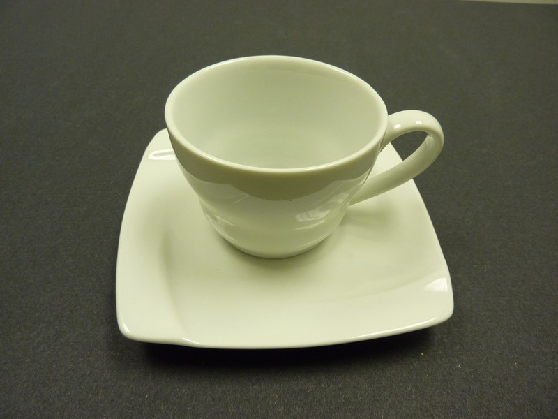 "Yanco ML-002 Mainland 5-3/4"" Saucer"