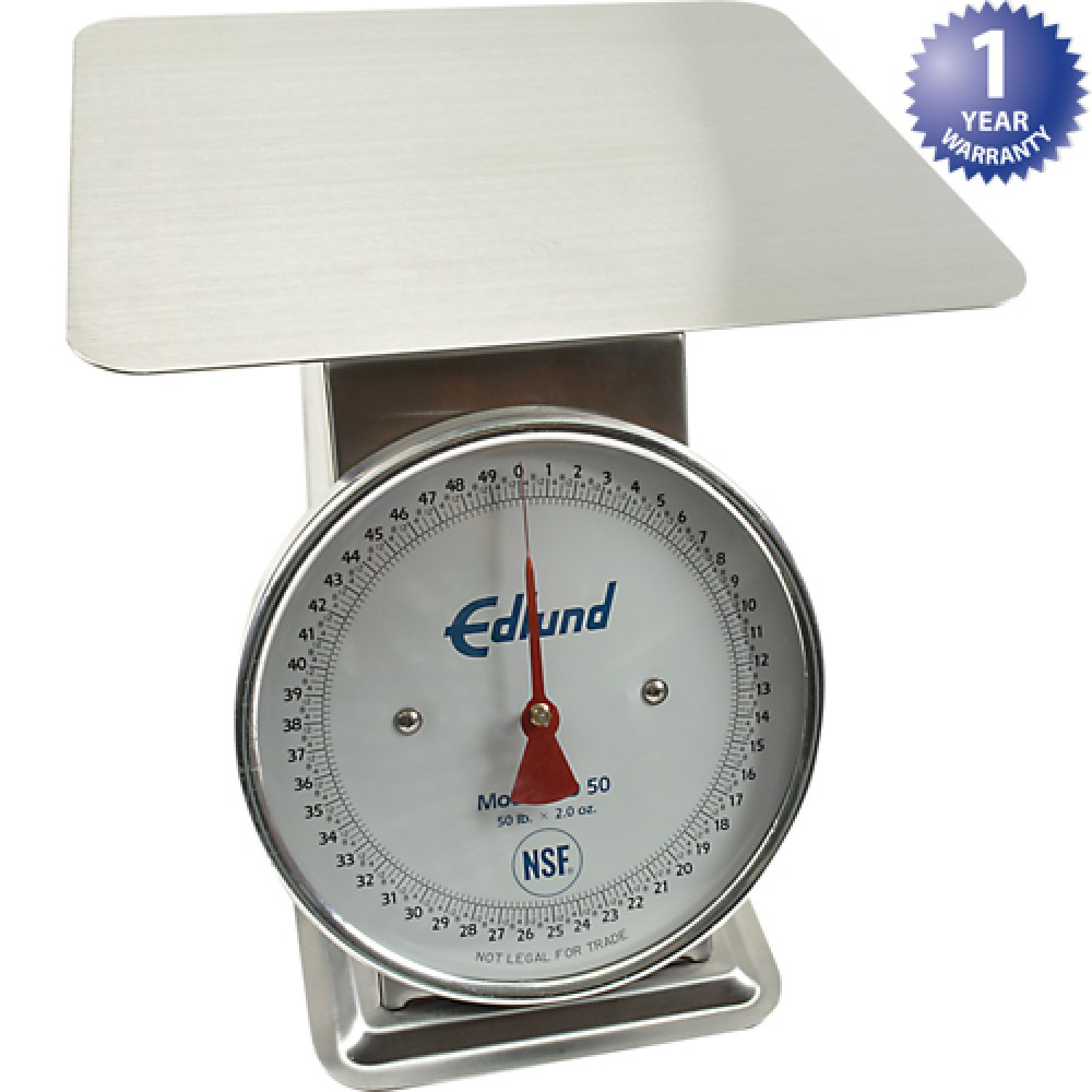Franklin Machine Products  198-1157 Edlund Heavy-Duty Mechanical Scale