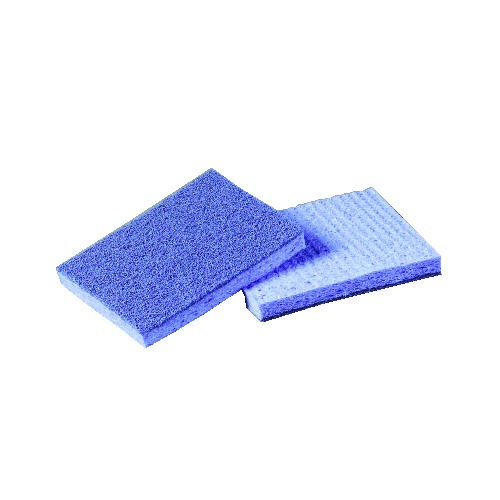 Scotch-Brite Soft Scour Scrub Sponge, 3.5 X 5, Blue