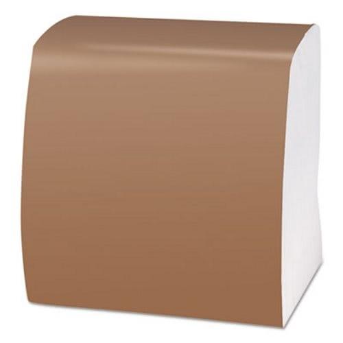 Scott 1/4-Fold White 1-Ply Dinner Napkins, 16 3/4 x 17, 250/Pack, 16/Carton