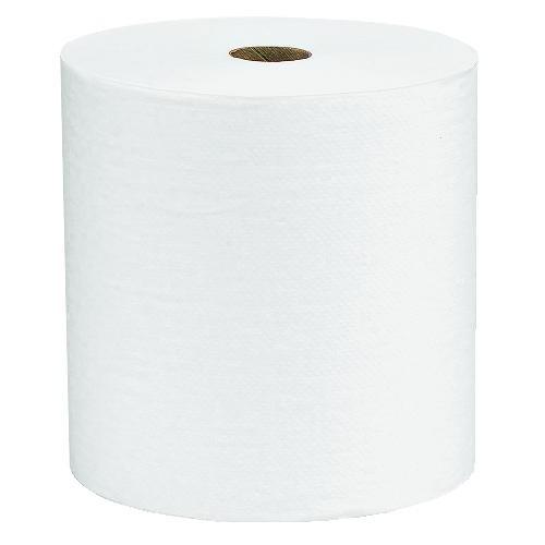 Scott Hard Roll Paper Towel, 8 X 1000, 1-Ply, White