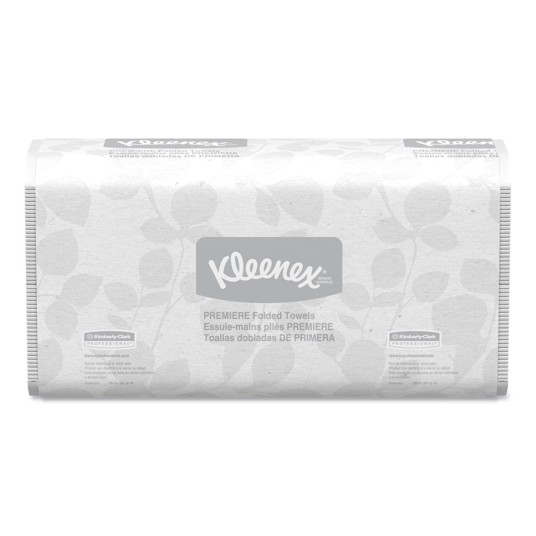 Scott Premiere Folded Towels, White, 3000/Carton