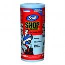 Scott Shop Towel Roll, Blue