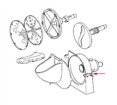 Franklin Machine Products  282-1016 Screw, Set