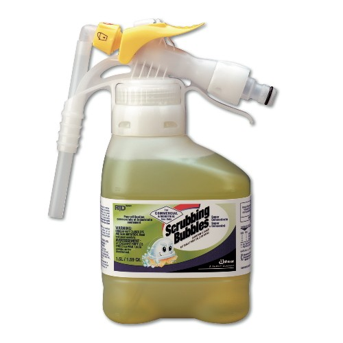 Scrubbing Bubbles� Super Concentrated Bathroom Cleaner