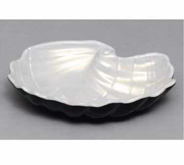 Sea Shell Melamine 4 Oz. Fruit Dish
