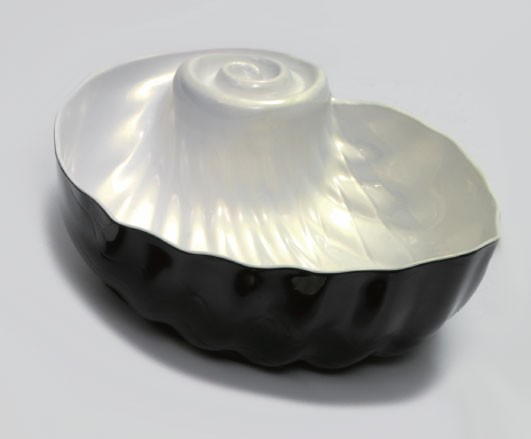 Sea Shell Melamine 96 Oz. Serving Bowl