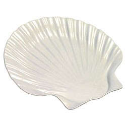 Sea Shell Melamine Platter - 15