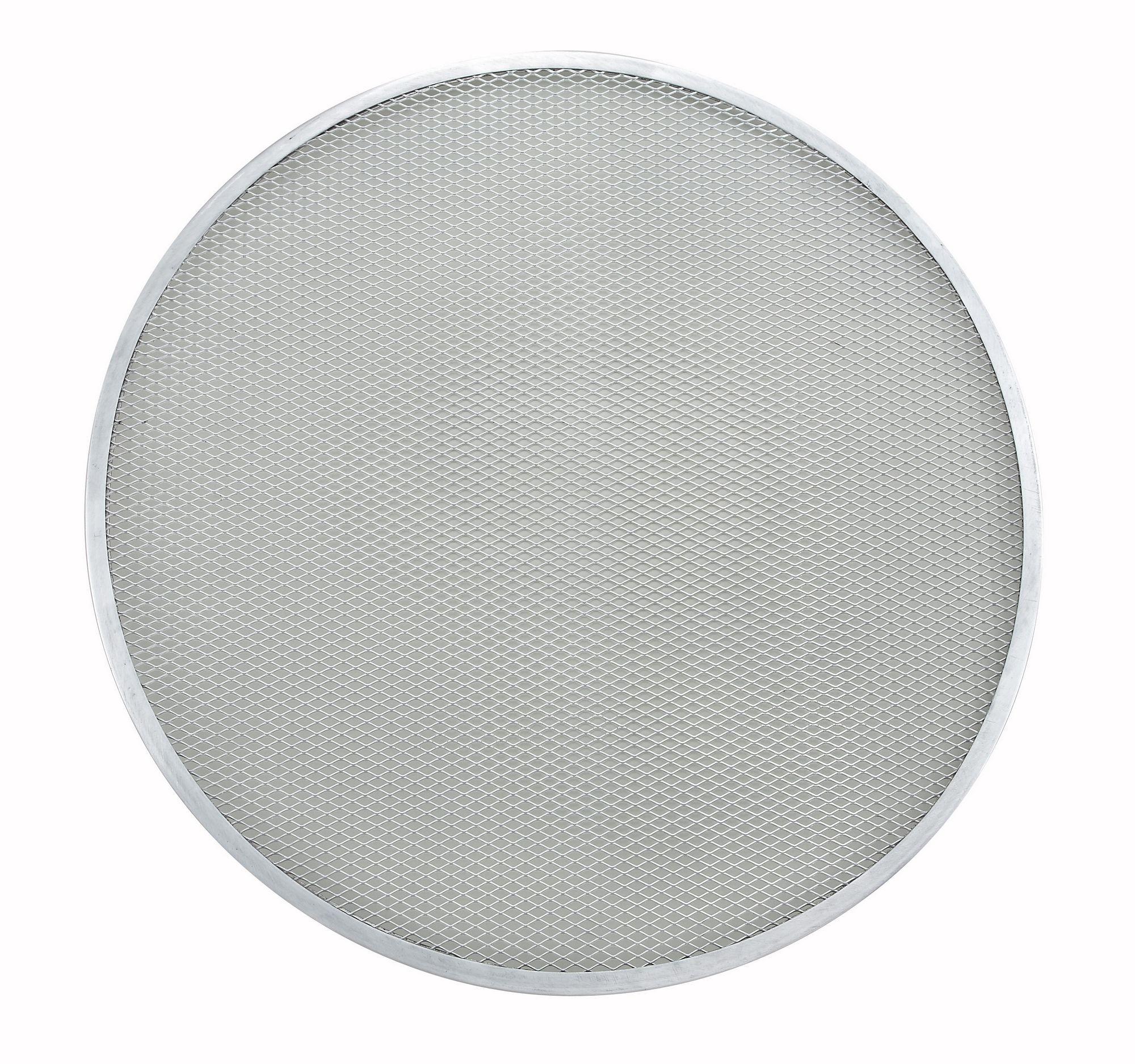 Seamless Aluminum Pizza Screen - 19