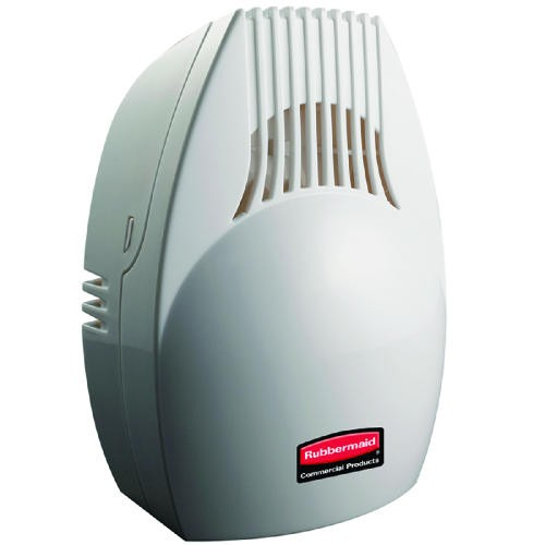 Sebreeze Portable Air Freshener Fan Dispenser, 3.5 X 2.625 X 5.5, White