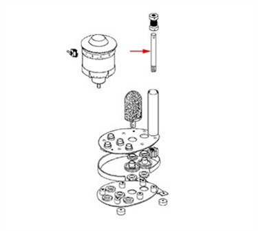 Franklin Machine Products  275-1000 Shaft, Drive (Glass Washer)