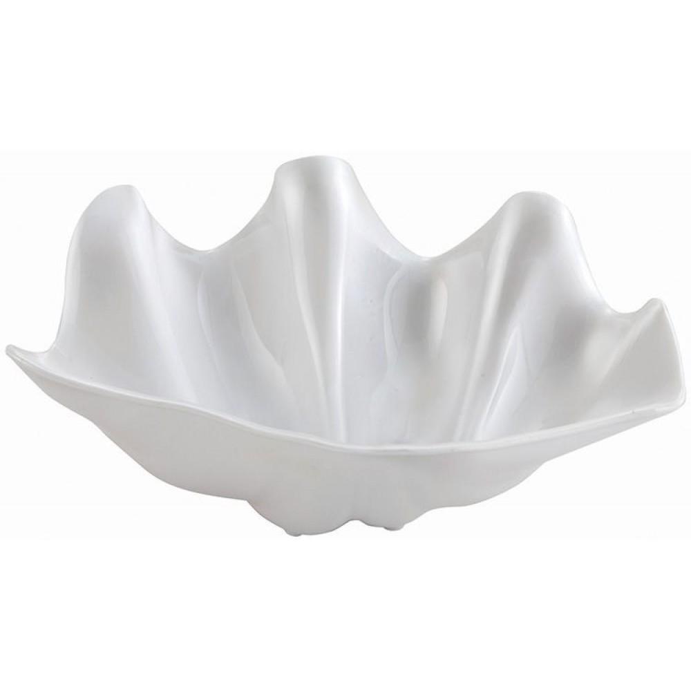 Shell Bowls 22Oz. Pearl