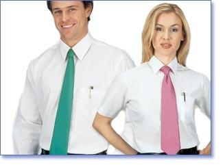 Henry Segal 1811 Short Sleeve Dress Shirt with Chest Pocket for Men
