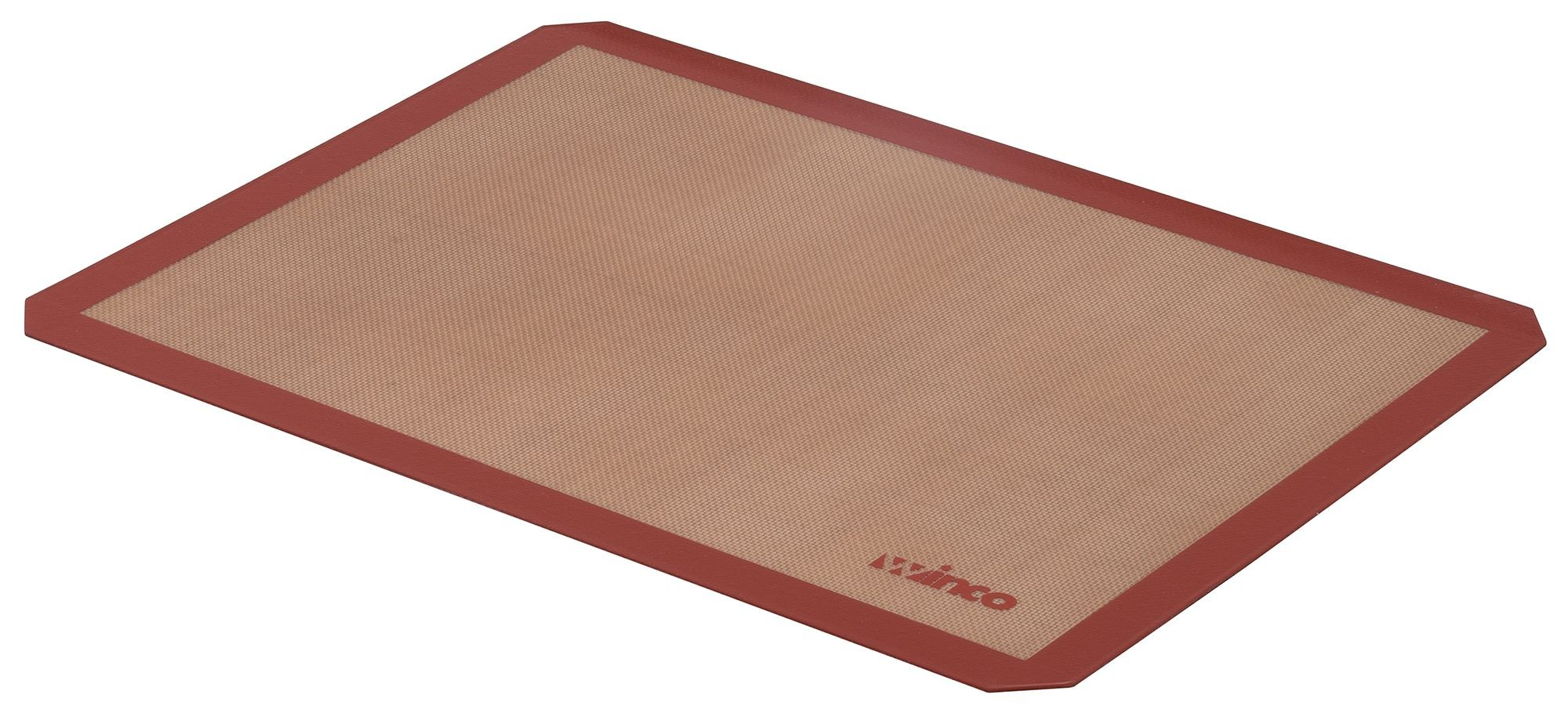 "Winco sbs-24 Silicone Square Baking Mat 16-3/8"" x 24-1/2"""