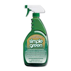 Simple Green, Liquid Concentrate 24 oz. Spray Bottle 6/Carton