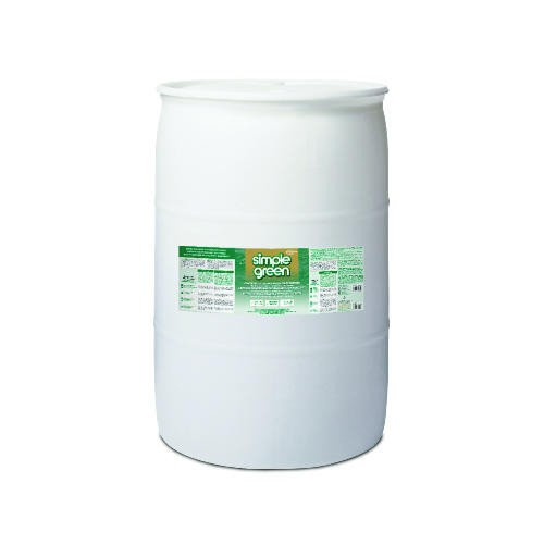 Simple Green, All Purpose Industrial Strength Cleaner/Degreaser, 55 Gallon Drum