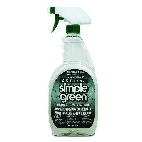 Simple Green Crystal, 24 oz. Spray Bottle 12/Carton