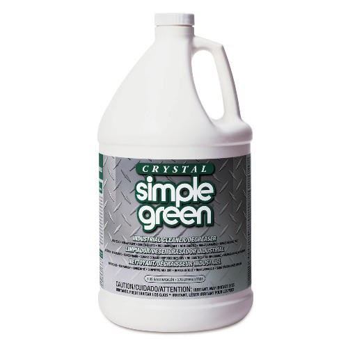 Simple Green Crystal Industrial Cleaner Degreaser, Gallon