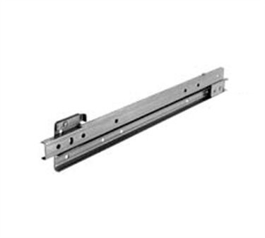 Franklin Machine Products  132-1064 Slide, Drawer (24, Stainless Steel, Pair )