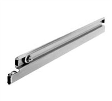 Franklin Machine Products  132-1073 Slide, Drawer (24, Stainless Steel, Pair )