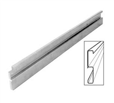 Franklin Machine Products  145-1018 Slide, Drawer (26Stainless Steel, Pair )