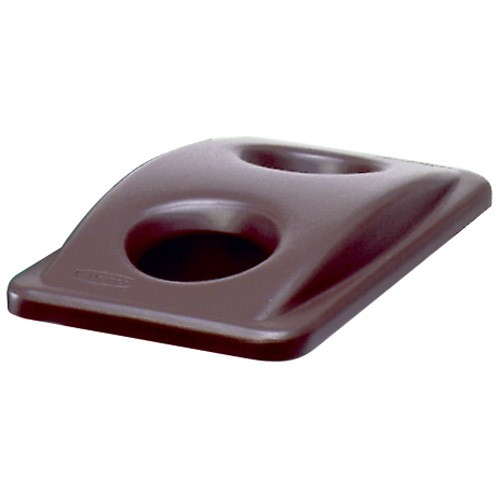 Slim Jim Recycling Top Brown