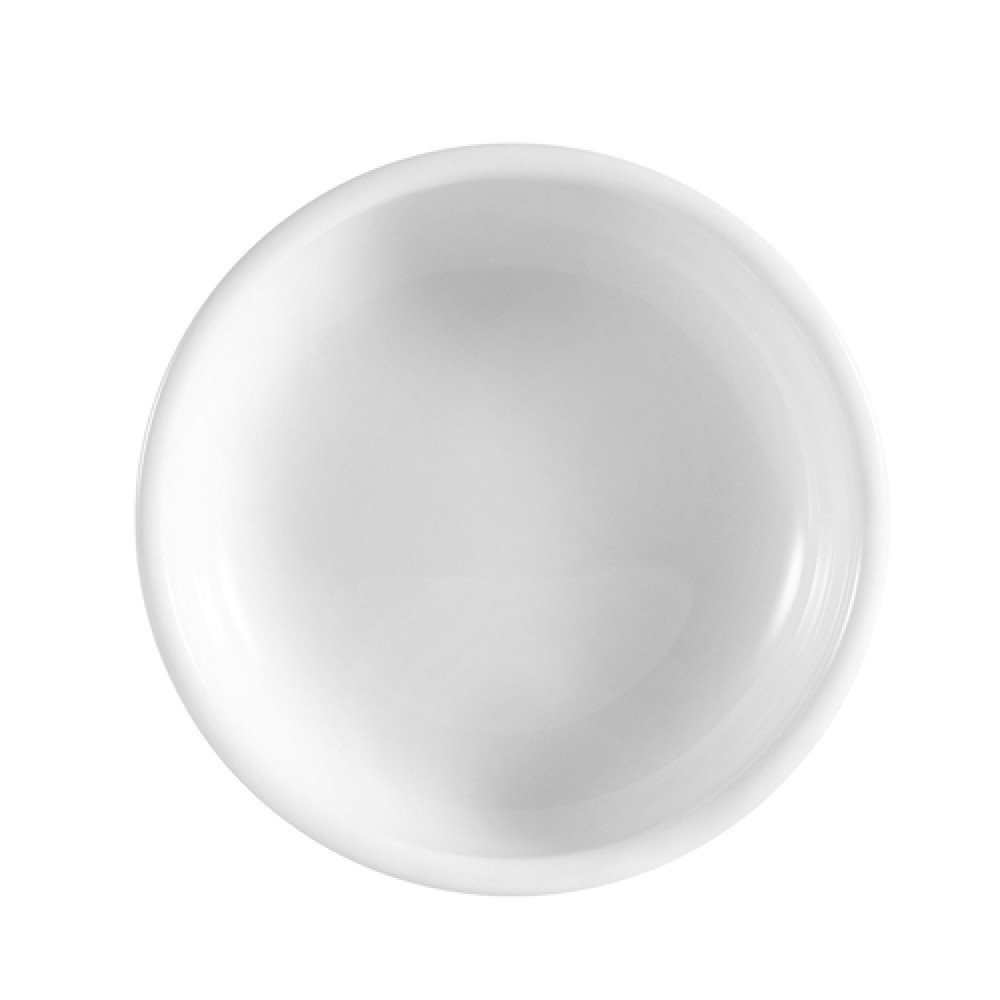 CAC China KRW-S3 Accessories Porcelain Small Dish, 3 1/2""
