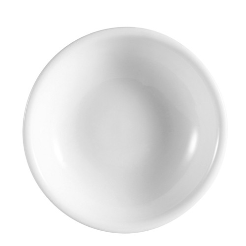 "CAC China CN-47 Accessories Round Small 2 3/4"" Dish 1.5 oz."