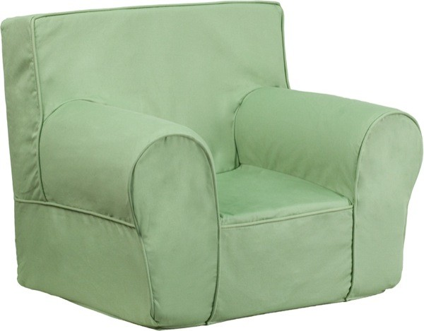 Flash Furniture dg-ch-kid-solid-grn-gg Small Solid Green Kids Chair