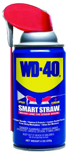 Smart Straw Spray Lubricant, 8 oz Can