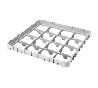 Franklin Machine Products  247-1167 Snap-On Glass Rack Extender for 16 Glasses