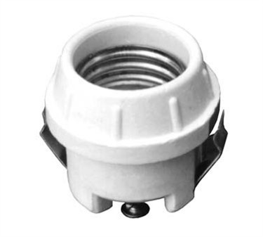 Socket, Bulb (Screw Terminals)