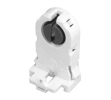 Socket, Fluor (Bi-Pin, T-12)